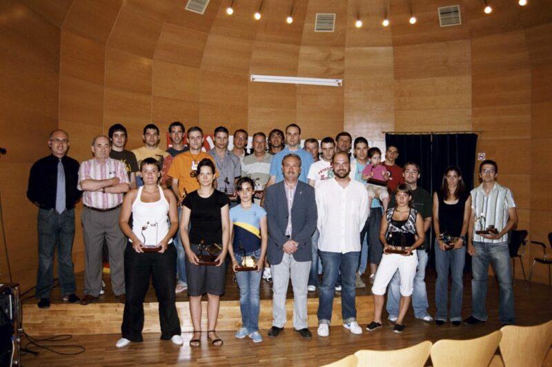 Lliurament Premis Infosport 19/06/2006
