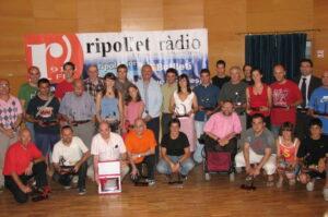Lliurament Premis Infosport 18/06/2007