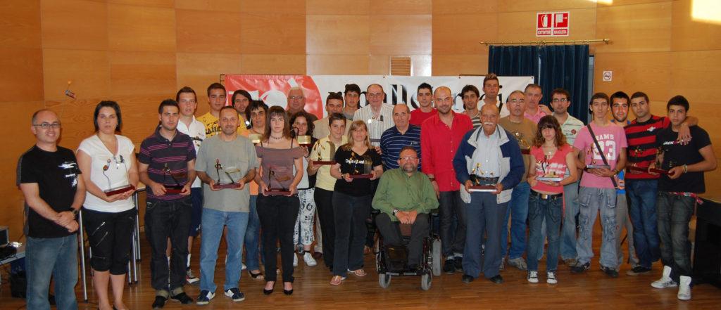 Lliurament Premis Infosport 16/06/2008