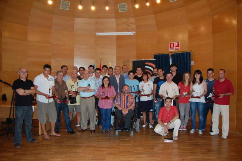 Lliurament Premis Infosport 15/06/2009