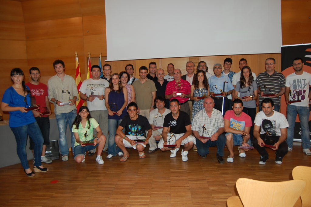 Lliurament Premis Infosport 17/06/2011