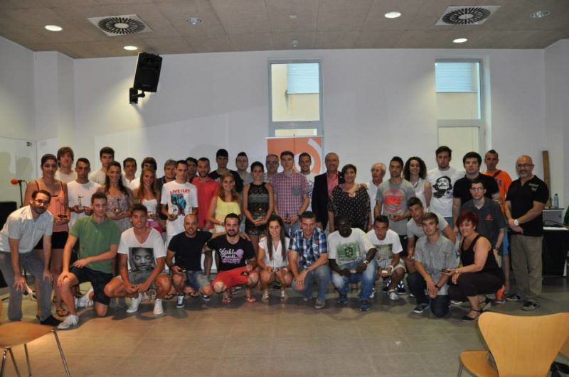 Lliurament Premis Infosport 14/07/2014