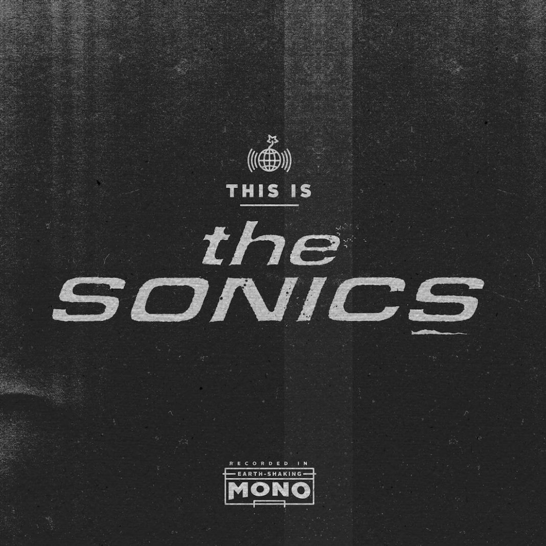 """The Sonics """" This is The Sonics"""""""