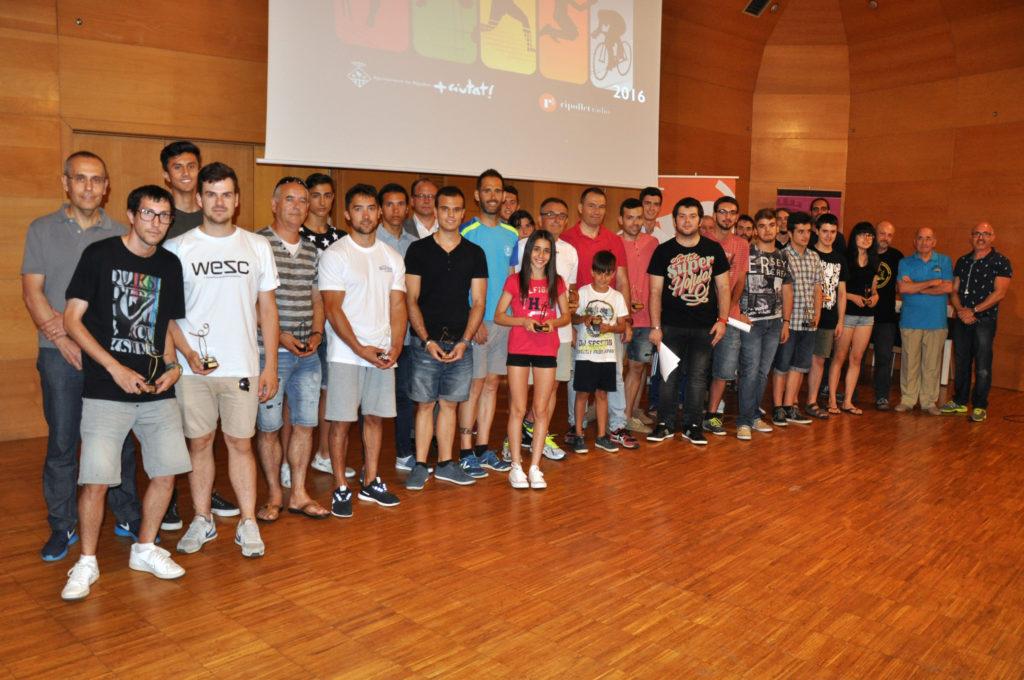 Lliurament Premis Infosport 27/06/2016