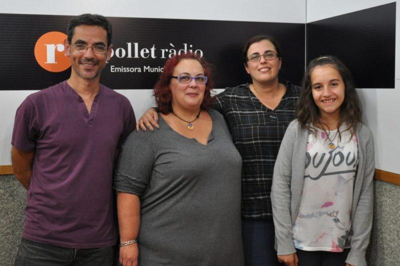 Gitanes a la ràdio 05/12/2017