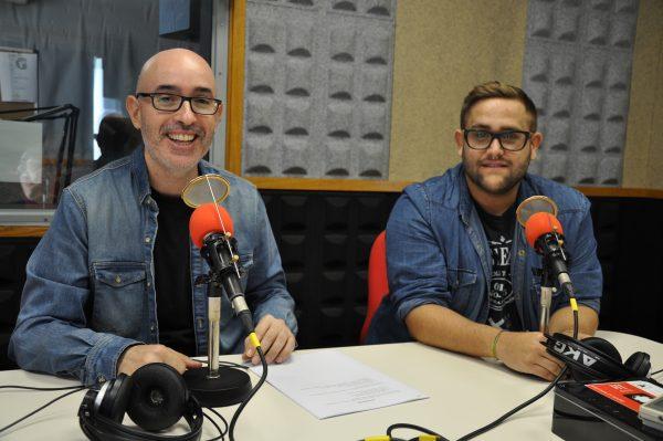 José María Sebastián i Kevin Muñoz