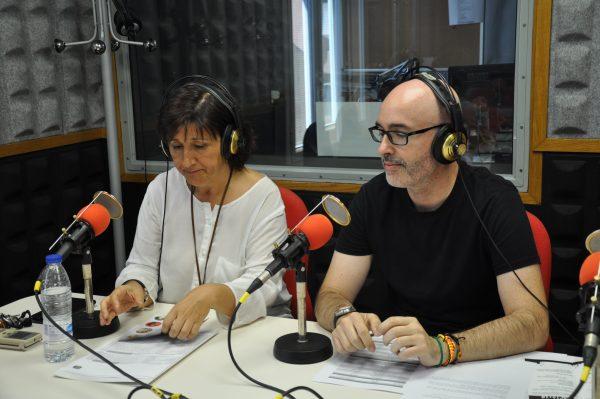 Paqui Dorado. Jose Sebastian