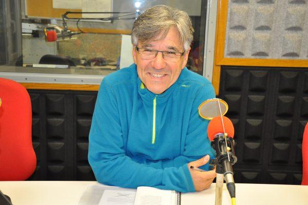 Jordi Rodríguez, d'Amics del Teatre.