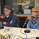 Manel i Lluïsa, de la Plataforma per les persones refugiades de Ripollet
