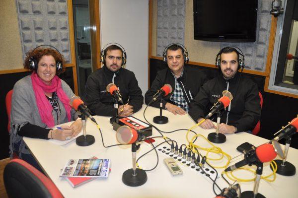 Carlos Grillo, Eric Llansá, Jose Carrasco