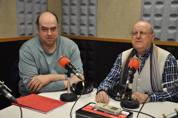 Antonio Verdugo i Rafael Guijarro