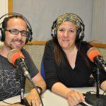 Alina Torres i Javier Melenchón