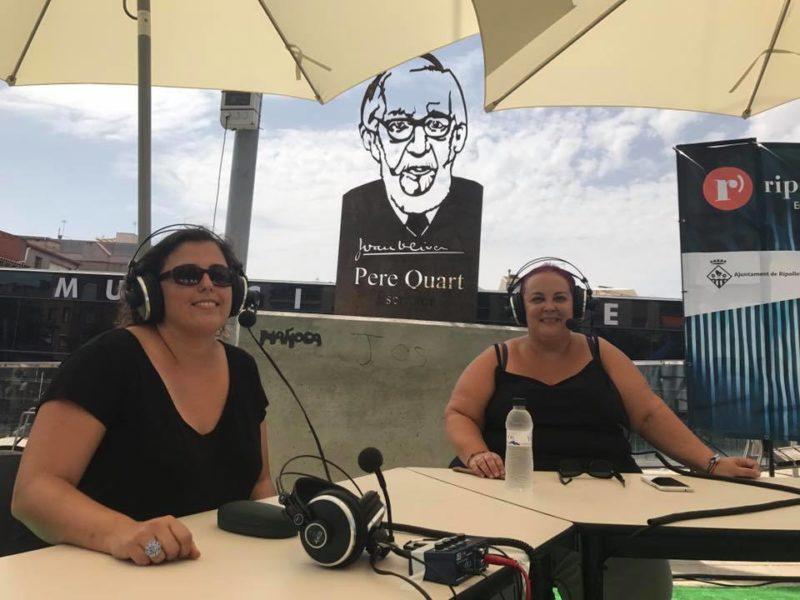 Gitanes a la ràdio 27/08/2017