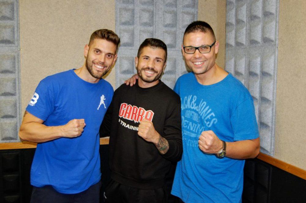 Boxea (Recuerda, boxea con inteligencia) 27/09/2017