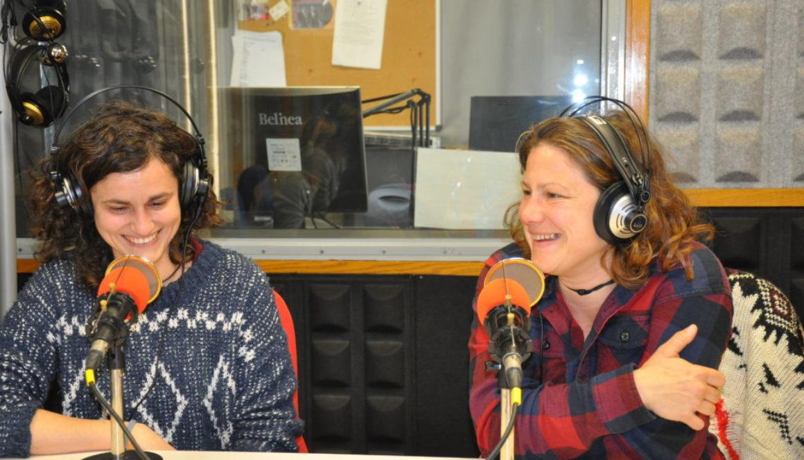 Vanessa Pina i Vanessa Rodríguez
