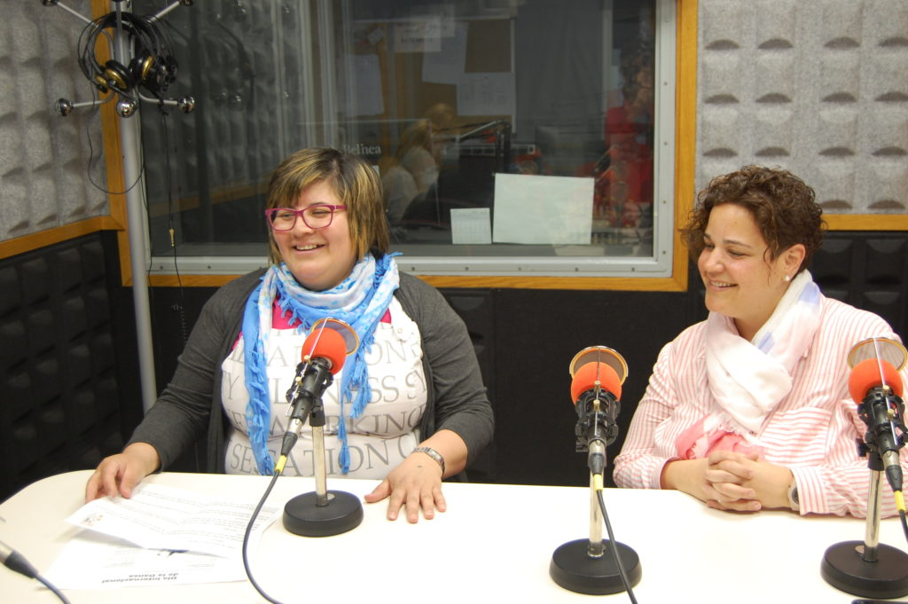 Letty Vera i Íngrid Vergara