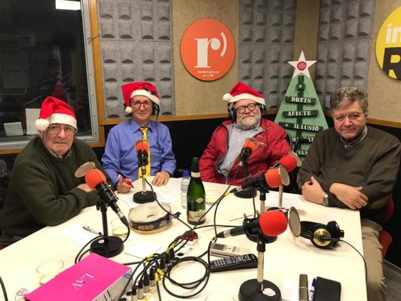 Los Tres Tenores 19/12/2018
