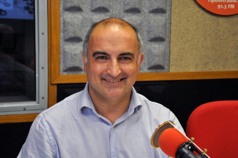 Conegui els Candidats: Luís Tirado