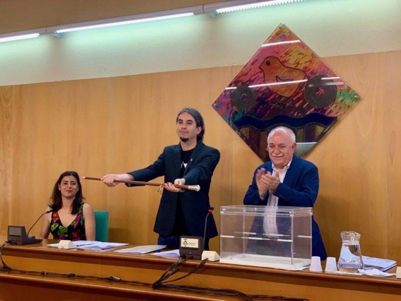Ple Municipal. Sessió de constitució de la nova corporació 15/06/2019