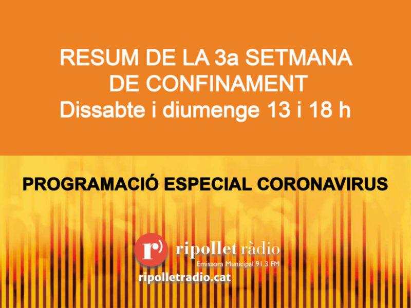 Especial Coronavirus 04/04/2020