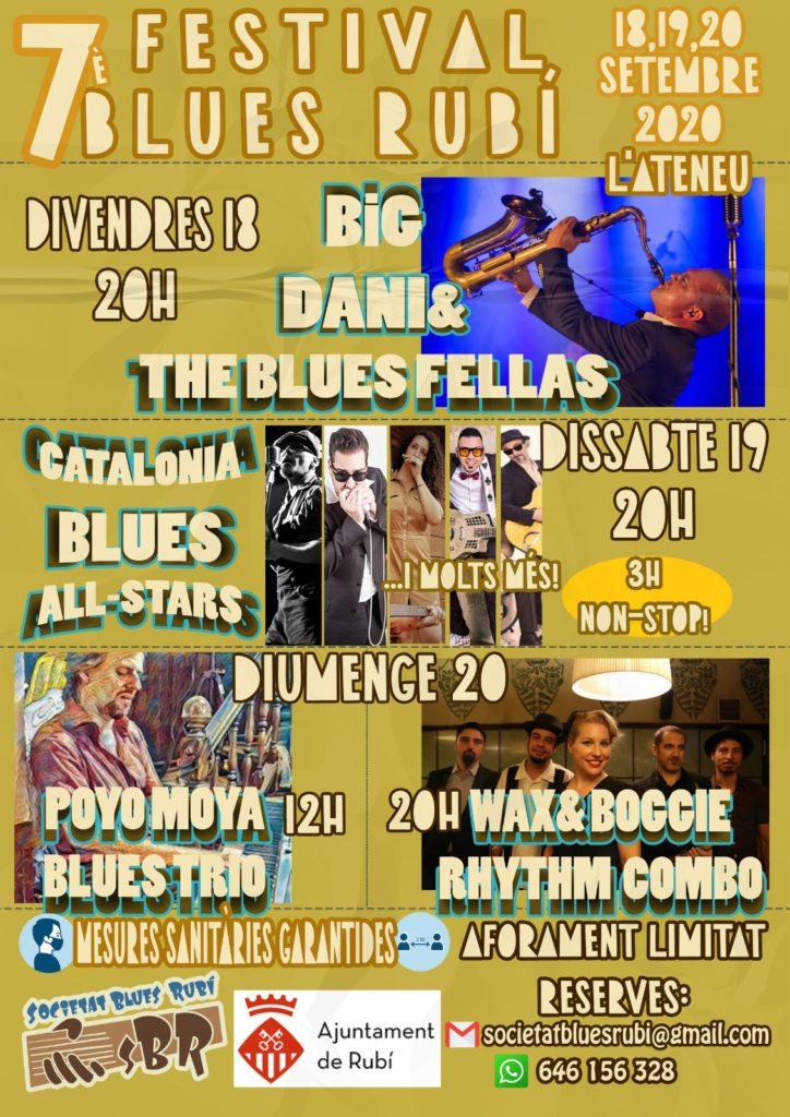Festival de Blues de Rubí