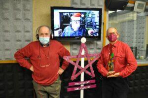 Los Tres Tenores. Nadal a la ràdio