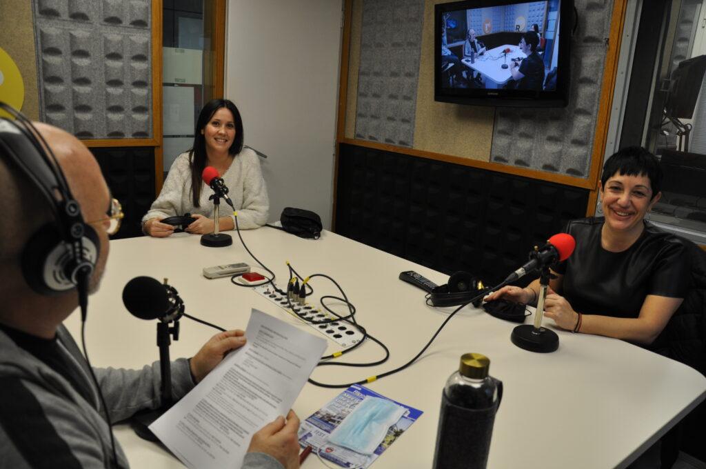 Maria Mayer i Jordina Olarte