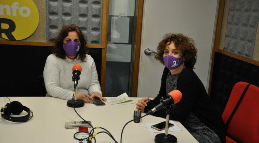 Marta Casanovas i Elisabeth Castaño
