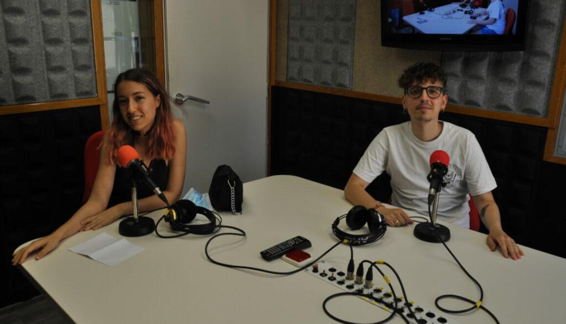 Marta Alba i Fran Sánchez