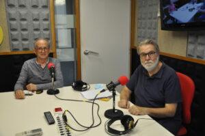 Rafael López i Ángel Esteve