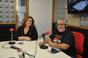 Maria José de Haro y Juan José Puertas